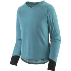 Patagonia Dirt Craft Maglia jersey a maniche lunghe Donna, blu